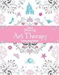Disney Princess Art Therapy Colouring...