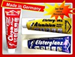 Elsterglanz 3er SET 150ml XXL Tube Ch...