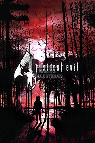 "CGC Poster grande, motivo: Resident Evil 4, PS2, PS3, Nintendo Wii Gamecube U-REE063, Carta, 24"" x 36"" (61cm x 91.5cm)"