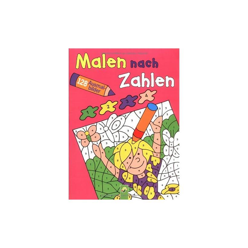 Zahlen Madchen Ab 5 Jahren 128 Ausmalbilder Bucher On Popscreen