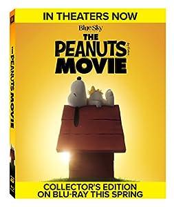 Peanuts [3D Blu-ray]