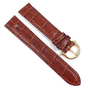 Maurice Lacroix ML-21609-20G-XL - Correa para reloj, piel, color marrón marca Maurice Lacroix