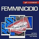 Femminicidio   Andrea Lattanzi Barcelò