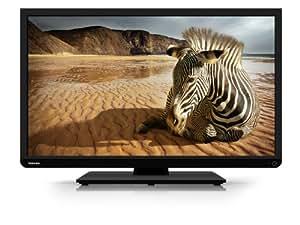 """Toshiba 32W1333G TV LCD 32 """" (81 cm) LED HDTV 720p 50 Hz 2 HDMI USB Classe: A"""
