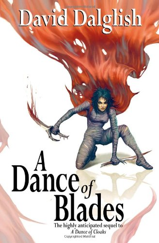 A Dance of Blades: Shadowdance Trilogy, Book 2