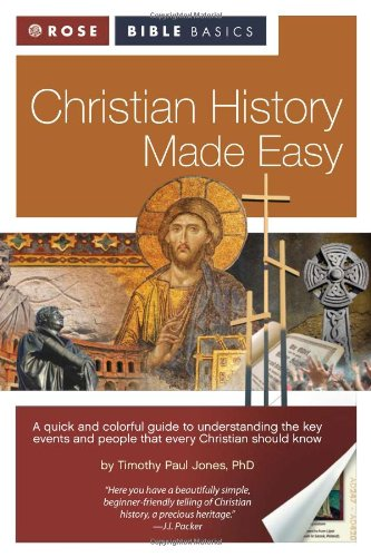 Christian History Made Easy (Rose Bible Basics) (Bible History Made Easy compare prices)