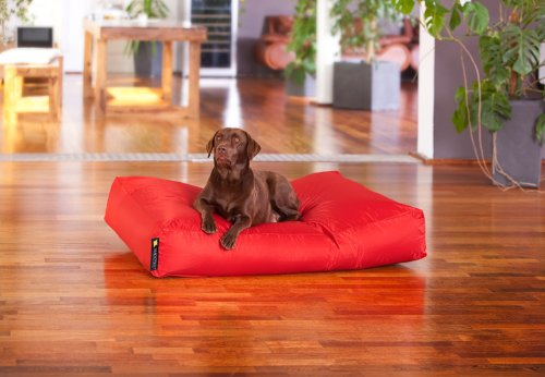 Artikelbild: Hundebett 'Classic XXL' Farbe: Rot