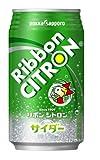 ポッカサッポロ Ribbonシトロン 350ml×24本