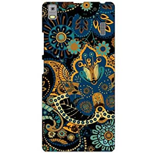 Lenovo A7000 PA030023IN Back Cover - Very Cool Designer Cases