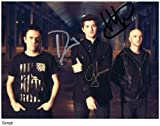 The Script FULLY SIGNED Photo 1st Generation PRINT Ltd 150 + Certificate (3)