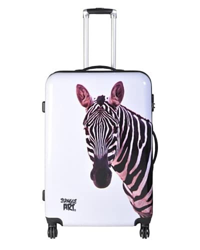 Jungle Art Trolley 4 Ruedas Zebra/1B