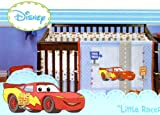 Disney Car's Little Racer Secure-Me Mesh Crib Liner