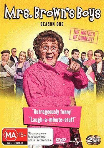 Mrs Brown's Boys - Season 1 [NON-USA Format / PAL / Region 2, 4, 5 Import - Australia] (Mrs Brown Boys Season 1 compare prices)