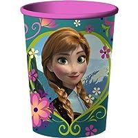 Disney's Frozen 16 Oz Souvenir Plastic Party Cups - Set of 4 from Hallmark