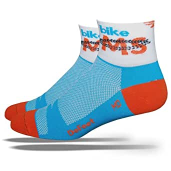 DeFeet Aireator MS Socks,Blue,X-Large