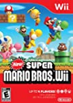 New Super Mario Brothers (Wii) [Impor...