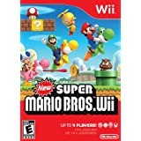New Super Mario Bros. Wii ~ Nintendo