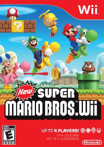 New Super Mario Bros. Wii (Super Mario Galaxy 3 Wii compare prices)