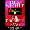 The Doorbell Rang Audiobook by Rex Stout Narrated by Michael Prichard