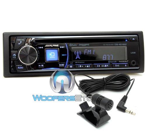 Affordable Alpine CDE HD148BT CD Receiver with built in Bluetooth HD Radio  - RomanossdewsGoogle Sites
