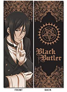 Black Butler Kuroshitsuji Body Pillow Sebastian Michaelis