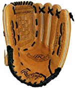 Rawlings RBG36TT Player Preferred Series 12 1/2 inch Infielder/Pitcher/Outfielder Baseball/Softball Glove (Tan)