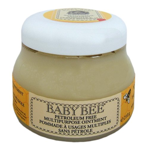 Burt'S Bees Baby Bee Petroleum Free Multipurpose Ointment 210G front-908045