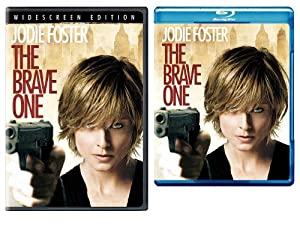 The Brave One (Blu-ray/DVD Bundle)