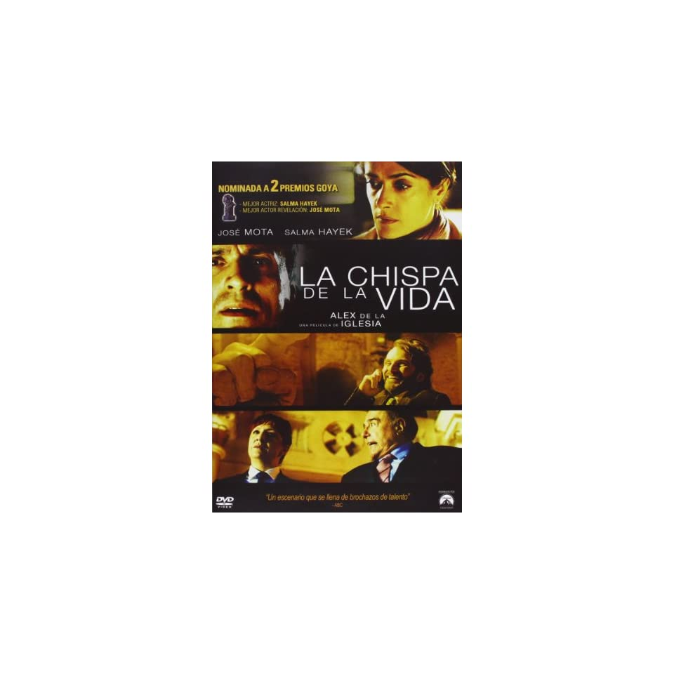 As Luck Would Have It ( La chispa de la vida ) ( The Spark of Life ) [ NON USA FORMAT, PAL, Reg.0 Import   Spain ]