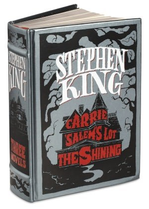 1ad4526dfe34 Publication  Carrie    Salems  Lot   The Shining