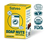 Salveo 250g Organic Indian Soap Nuts...