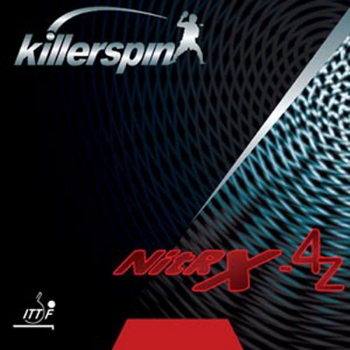 Check Out This Killerspin Nitrx-4z Table Tennis Rubber