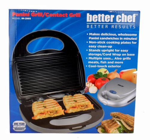 better chef Panini Grill/Contact grill