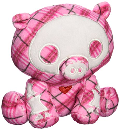 "Toynami Skelanimals 6"" Mini Plush Bill - Pig"