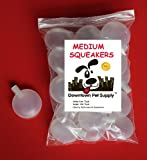 20 Replacement Squeakers, Medium,   by Downtown Pet Supply