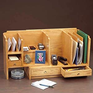 Woodworking plans for wood desk organizers plans pdf - Make your own desk organizer ...