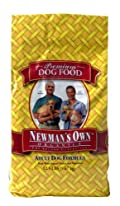 Newman's Own Organics Adult Dog Food Formula, 12.5-Pound Bag