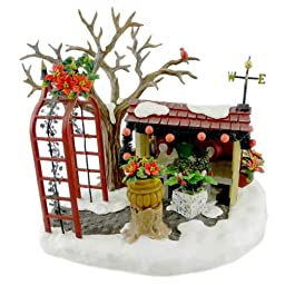 Dept 56 Accessories WINTER TRIMMINGS 53107 General Village New