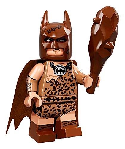 ザ・レゴ バットマン ムービー ミニフィギュア シリーズ Clan of the Cave Batman (洞窟暮らしのバットマン)【71017-10】