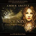 Witch Song Audiobook by Amber Argyle Narrated by Melissa Reizian Frank
