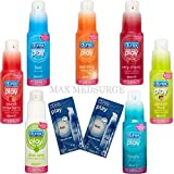 2x 60ml Durex Play Lubes - CHOOSE YOUR COMBO (Passion fruit + Feel)