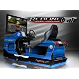Chicago Gaming Company Redline GT Full Immersion Racing Simulator and Game Theater by Chicago Gaming
