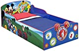 Delta Children Interactive Wood Toddler Bed, Mickey