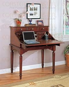 Home Office Secretary Desk By Coaster Furniture