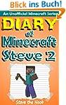 Minecraft: Diary of Minecraft Steve 2...
