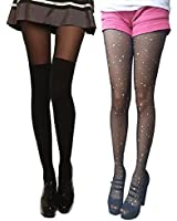 AM Landen®Japanese Style Sexy Mock CAT/BUNNY TIGHTS Pantyhose Best Quality