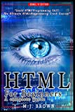 HTML: HTML5, JavaScript and jQuery - Learn HTML Programming FAST: The Ultimate HTML Programming Crash Course! (JavaScript,...