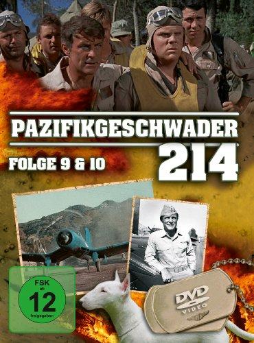 Pazifikgeschwader 214: 1.Staffel, Folge 9&10: Invasion - Zum Erfolg verdammt