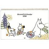 学研ステイフル ムーミン 2016年 カレンダー moomin BM12016