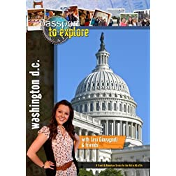 Passport to Explore Washington D.C.